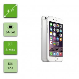 iPhone® 6 - 64 Go - Argent