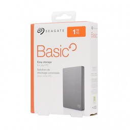 Disque dur externe - 1 To - Seagate - neuf