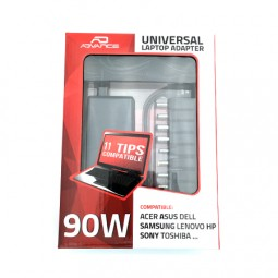 Chargeur PC Portable universel - Advance - neuf