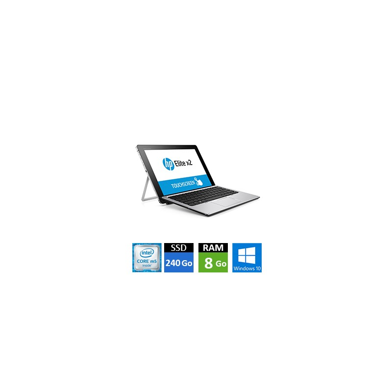 HP Elite X2 - Core M5-6Y54