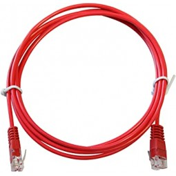 Câble Ethernet RJ45 Rouge 2 m