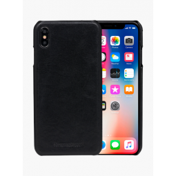 Coque Cuir iPhone XS Max